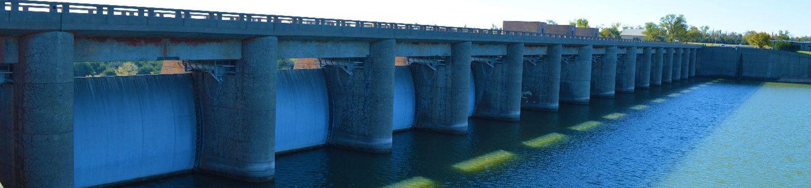 Canton Dam Sluice Gates Replacement
