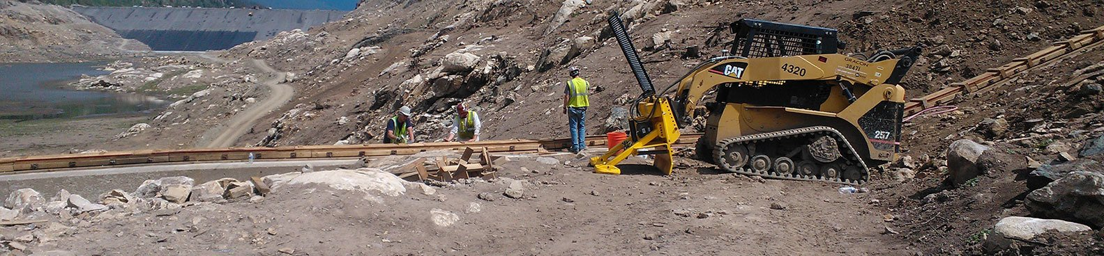 Homestake Dam Gate Replacement