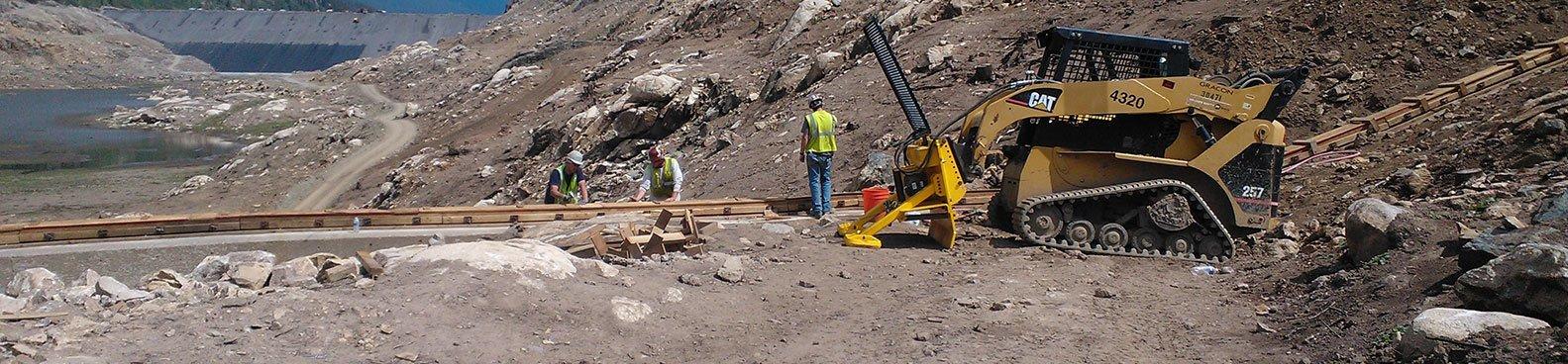 Homestake Dam Gate Replacement