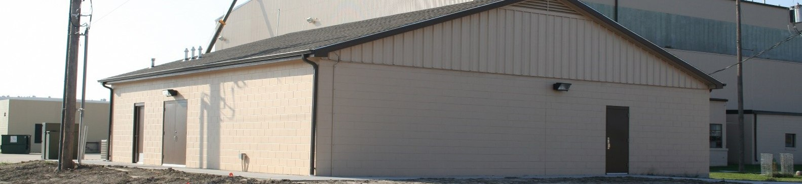 Fort Riley Radar Building