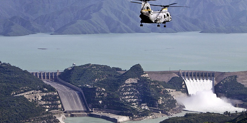 Tarbela Dam Biggest in the World