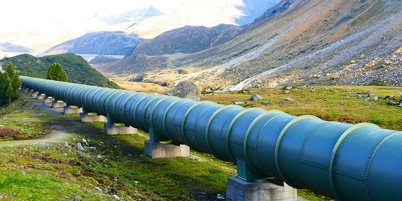 Famous Oil Pipeline