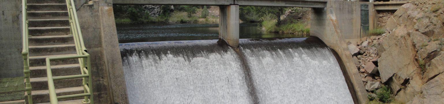 Gracon Awarded S. Boulder Diversion Dam Gate Rehabilitation Project