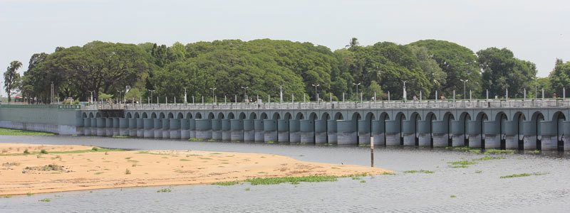 Oldest Dam in the World