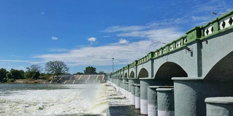 Kallanai Dam Oldest Dam Still Being Used