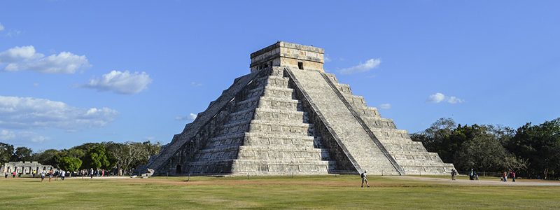 Chichen Itza Construction Project