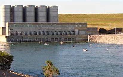 Work Awarded at the Williston Pumping Plant in North Dakota