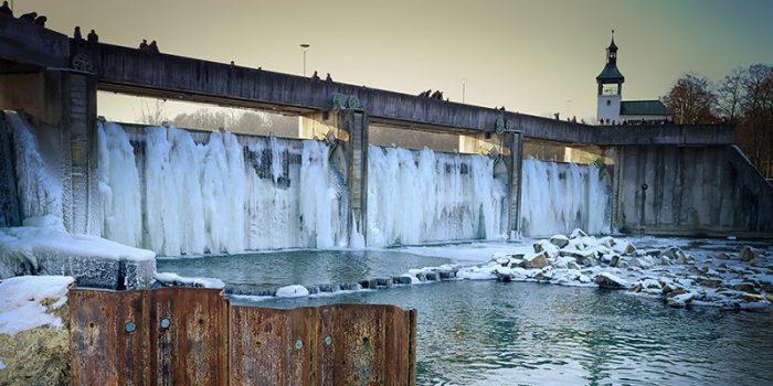Weir Barrage