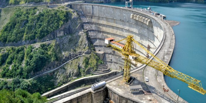 how does hydroelectricity work