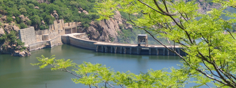 largest hydropower plants in the world