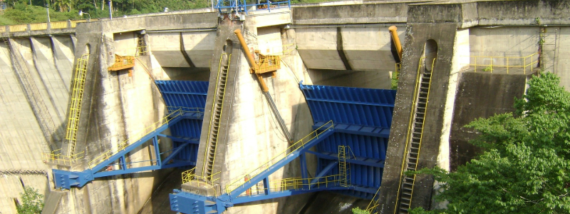 hydroelectric power plant list