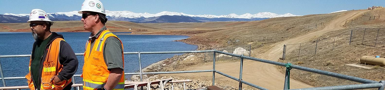 Antero Dam Rehab Phase IV