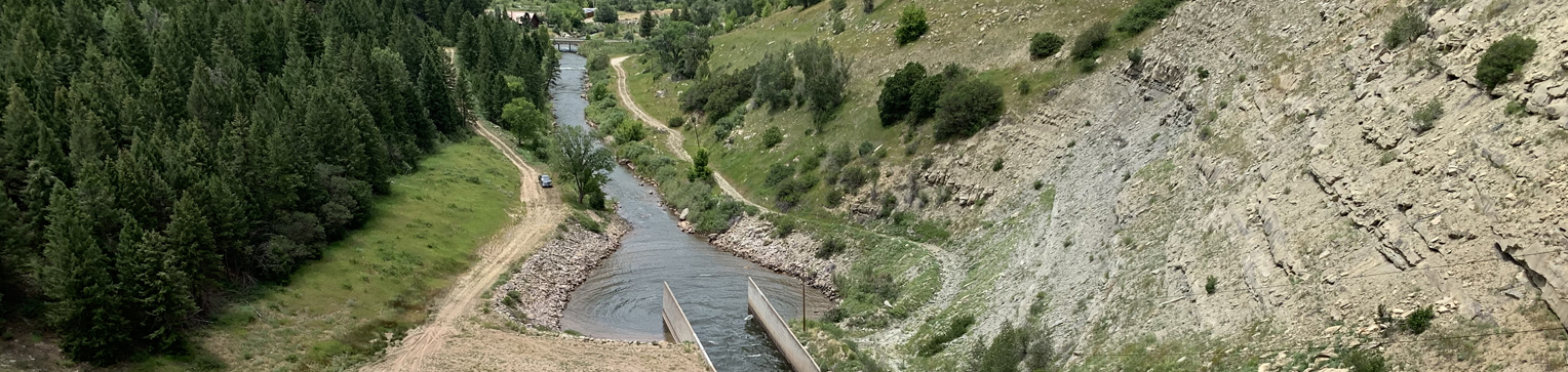 Gracon is selected for Colorado's Paonia Dam Outlet Works project
