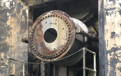 Gene Wash Reservoir Discharge Valve Replacement