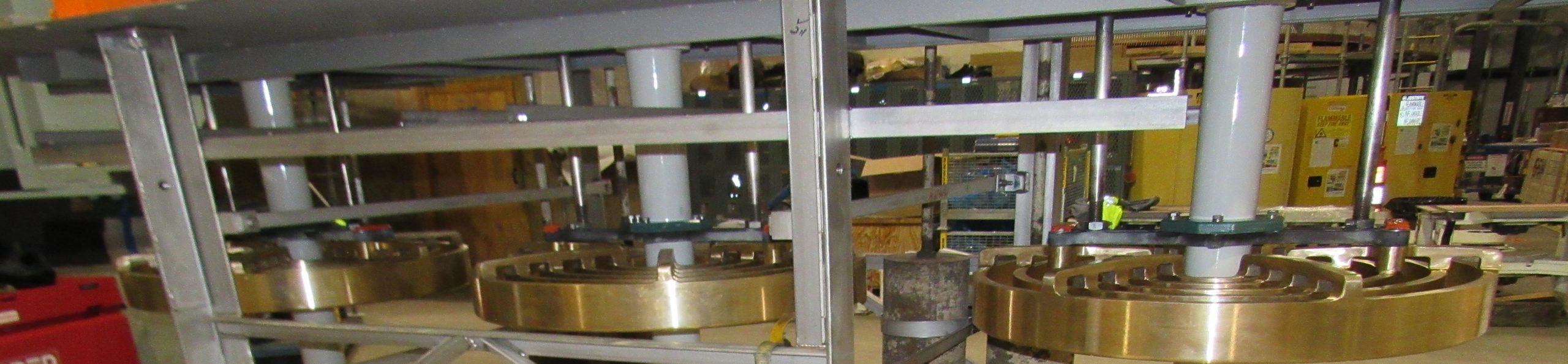 Ludington Pump Storage Major Unit Overhaul