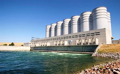 Oahe Dam Motor Control Center Project
