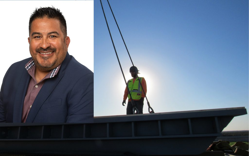 Selso Salazar joins Gracon as new Safety Director